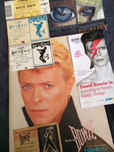 David Bowie montage