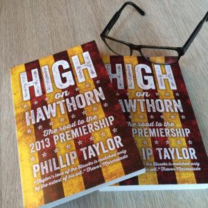 Phillip Taylor High on Hawthorn