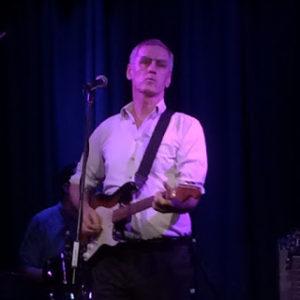 Robert Forster electric guitar