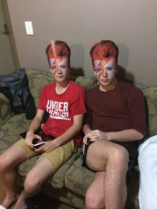 Will the real David Bowie please stand up?