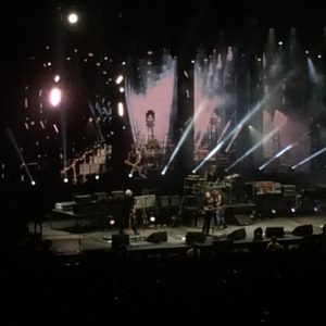 The Cure at Rod Laver Arena 2