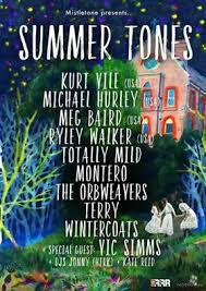 Summer Tones poster
