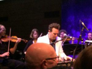 Dan & strings