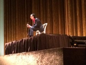Nick Cave Q&A at Astor