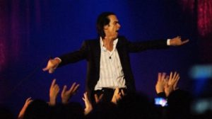 Nick Cave at The Plenary