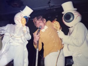 The residents at The Seaview Ballroom