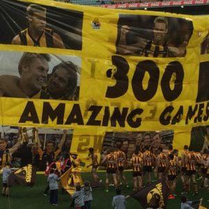 Sam Mitchell 300 banner