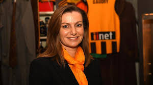 Tracey Gaudry - HFC CEO